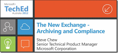 Exchange 2013 Archiving And Compliance