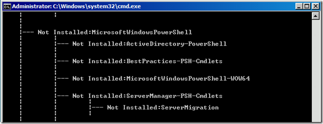 Windows 2008 R2 Prior To Upgrade - No PowerShell Installed