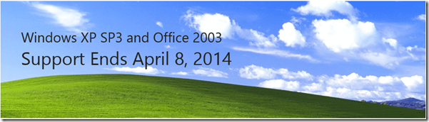 Exchange 2003 Support Expires April 8th 2014