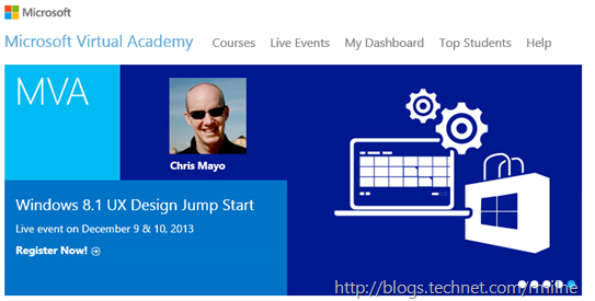 Microsoft Virtual Academy - Free Online Training