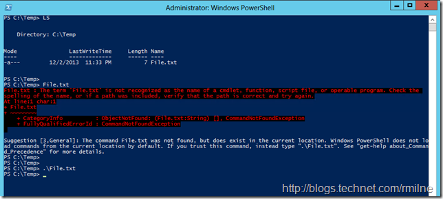 Exploring PowerShell Command Precedence