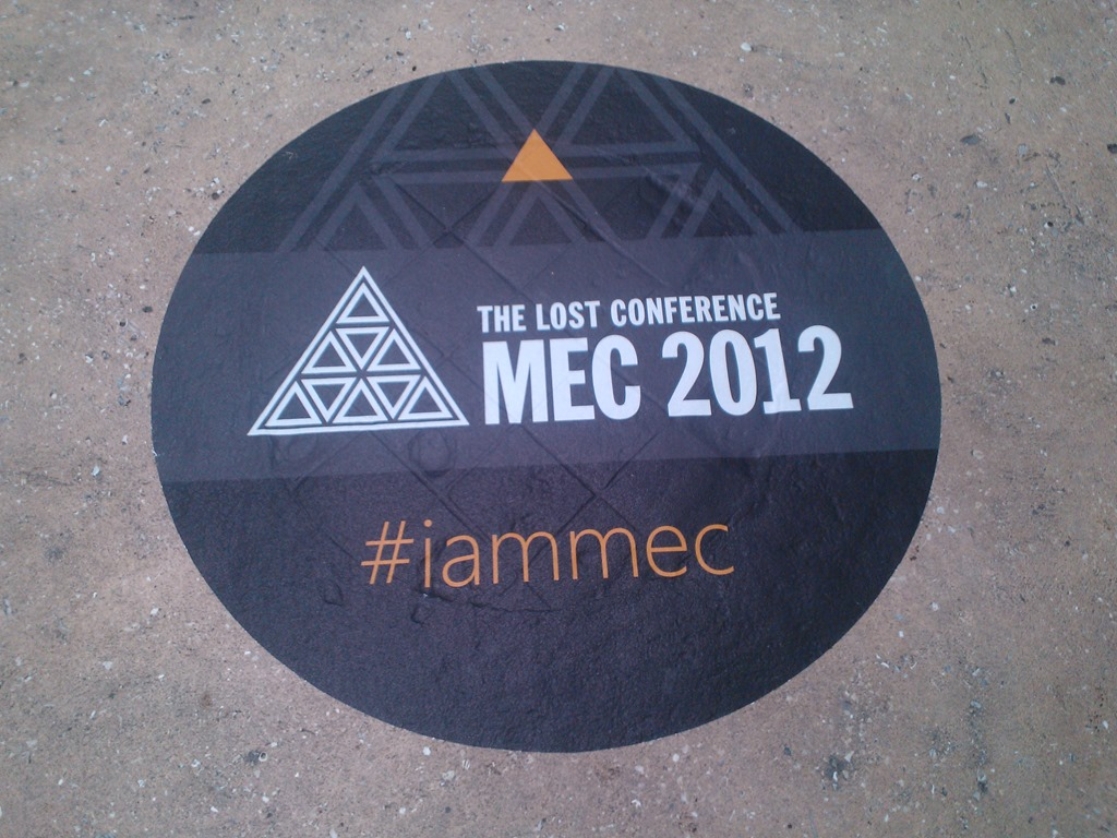MEC 2012 - The Lost Conference