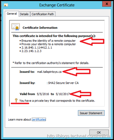 Verify Completed Certificate